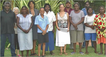March 2007 Broome workshop